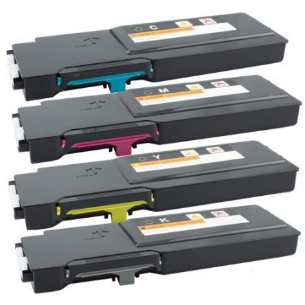 Alternativer Toner kompatibel mit Dell C2660 C2600