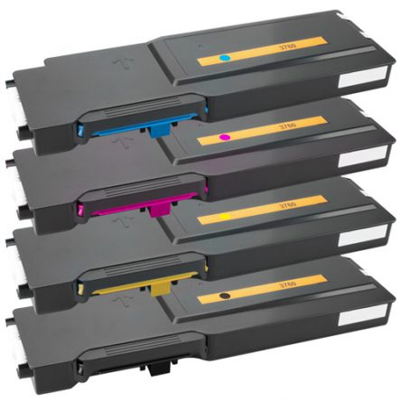 Alternativer Toner kompatibel mit Dell C3760 C3765
