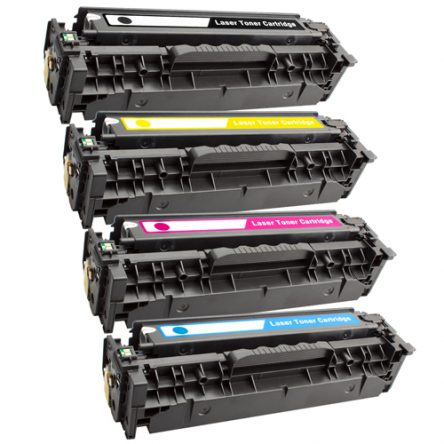 Alternativer Toner Kompatibel mit HP  MFP M 476 NW MFP M 476 DN